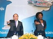 Premier vietnamita pide apoyo internacional en lucha contra el cambio climático