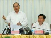 Premier vietnamita: Ciudad Ho Chi Minh debe ser la perla del Extremo Oriente