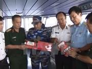 Recuperan cajas negras de avión CASA 212 accidentado en el mar