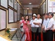 Exhibición muestra soberanía vietnamita sobre territorios insulares