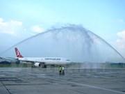 Turkish Airlines abre vuelos aéreos a Vietnam