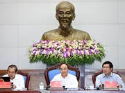 Analiza Gobierno vietnamita progreso de construcción institucional
