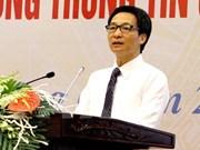 Piden en Vietnam medidas estratégicas por envejecimiento poblacional