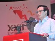 Cancillería de Argentina destaca visita de delegación partidista vietnamita