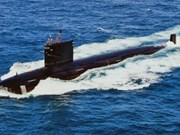 Tailandia comprará su primer submarino en 2017