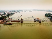 Dong Nai: Puente Genh se abre al tránsito