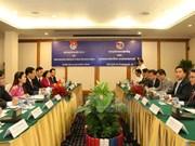 Vietnam y Laos refuerzan cooperación juvenil