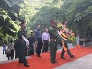 Homenajean en Quang Tri gesta heroica de combatientes caídos en pasada guerra