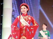 Las primeras 12 finalistas de Miss Vietnam Heritage Global