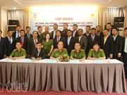 Vietnam respalda a Camboya en lucha contra narcotráfico