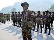 Tailandia y Malasia realizan ejercicios conjuntos en la frontera común