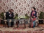 Ciudad Ho Chi Minh recibe a delegación de Partido Comunista de India