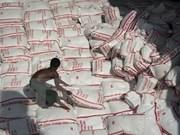 Fuerte reducción de exportaciones de Tailandia