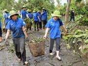 Comienza en Ciudad Ho Chi Minh la campaña voluntaria de jóvenes