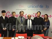 UNICEF y compañía sudcoreana impulsan educación musical en Vietnam