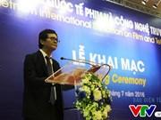 Inauguran en Hanoi Exposición internacional Telefilm 2016