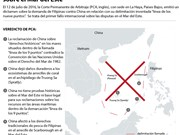 [Infografía] Fallo de PCA: China no tiene derecho histórico sobre el Mar del Este