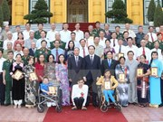 Presidente exhorta a garantizar acceso de víctimas de dioxina a políticas de apoyo