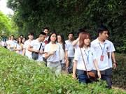 Inauguran campamento de verano 2016 en Hanoi