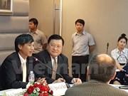 Agilizan nexos Vietnam- Tailandia por desarrollo común de la región