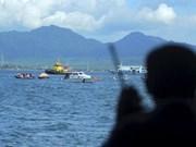 Indonesia ofrece escolta para barcos que navegan a Filipinas