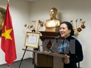 Vietnam reafirma compromiso a impulso de desarrollo sostenible y de DD.HH.