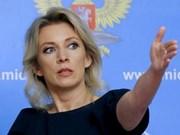 Rusia exhorta solución político-diplomática para disputas en Mar del Este