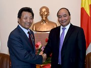 Prosigue premier vietnamita tensa agenda en Mongolia