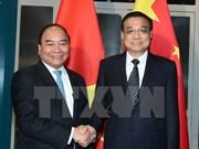 Premier vietnamita sostiene encuentros bilaterales al margen de ASEM