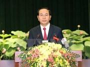 Presidente urge elevar eficiencia de aplicación de Resolución partidista