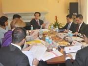 Establecerán Grupo de representantes comerciales de TPP en México