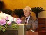 Líder partidista de Vietnam: Éxito de elecciones generales patentiza unidad nacional