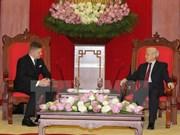 Vietnam forja relaciones de cooperación multifacética con Eslovaquia