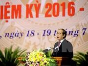Asamblea Nacional de Vietnam escucha propuestas de pobladores