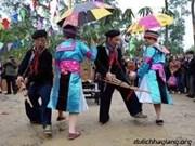Anuncian segundo festival cultural de etnia minoritaria Mong en Vietnam