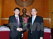 Vietnam y China intensifican la cooperación entre sus localidades