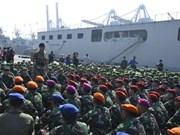 Indonesia y Malasia realizan ejercicio militar conjunto