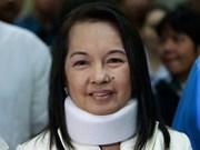 Expresidenta de Filipinas recupera libertad tras cinco años