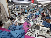 Se incrementan exportaciones vietnamitas de confecciones