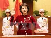 Nguyen Thi Kim Ngan reelegida como presidenta del Parlamento de Vietnam