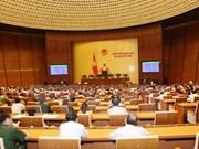 Asamblea Nacional de Vietnam sigue discutiendo asunto del personal