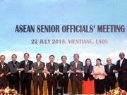 ASEAN afirma importancia de fortalecer solidaridad dentro del bloque