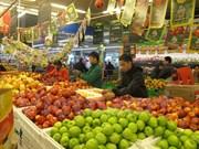 Leve aumento de IPC de Vietnam en julio