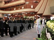 Vietnam rinde tributo póstumo a ex dirigente laosiano