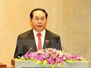 Biografía del presidente Tran Dai Quang