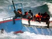 Malasia: Se hundió un barco con 62 personas a bordo