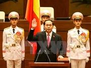 Reelegido Tran Dai Quang como presidente de Vietnam