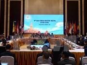 Cancilleres de ASEAN y países socios debaten medidas de cooperación