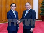 Vietnam y Laos por robustecer lazos en labor de inspección