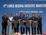 Reunión ministerial de Bajo Mekong prioriza desarrollo sostenible de infraestructura